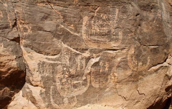 Родом из Древнего Египта.